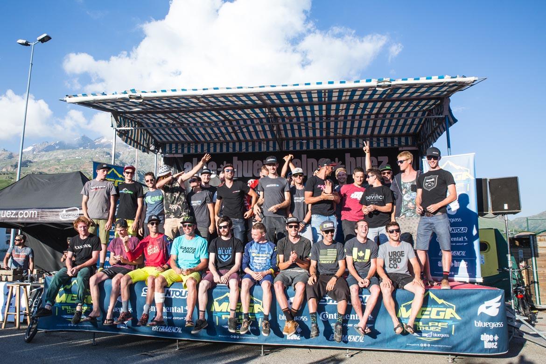 Megavalanche 2016 powered by Bluegrass