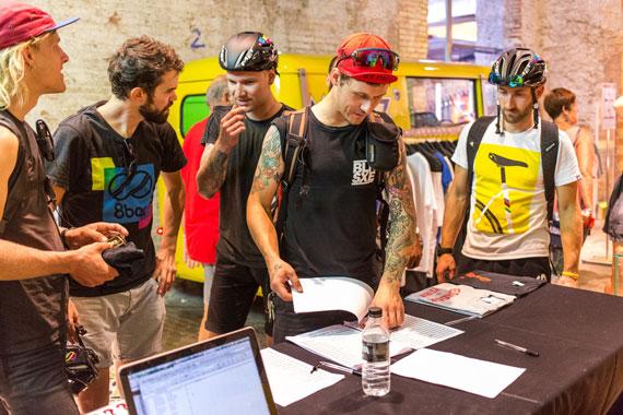 MET 2016 Red Hook Criterium Barcelona