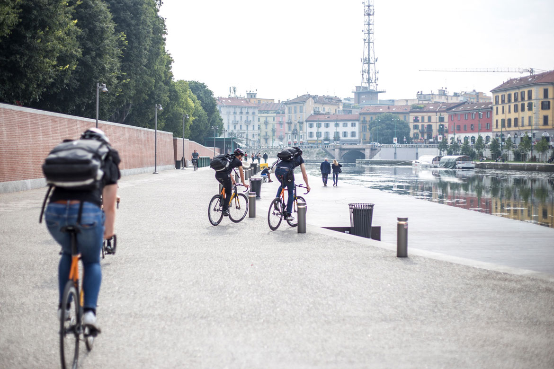 MET 2016 Red Hook Criterium Milano
