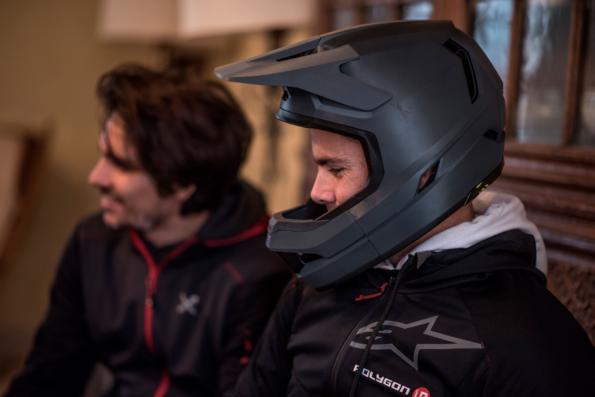 BLUEGRASS Legit Downhill, BMX and Trail Helmet