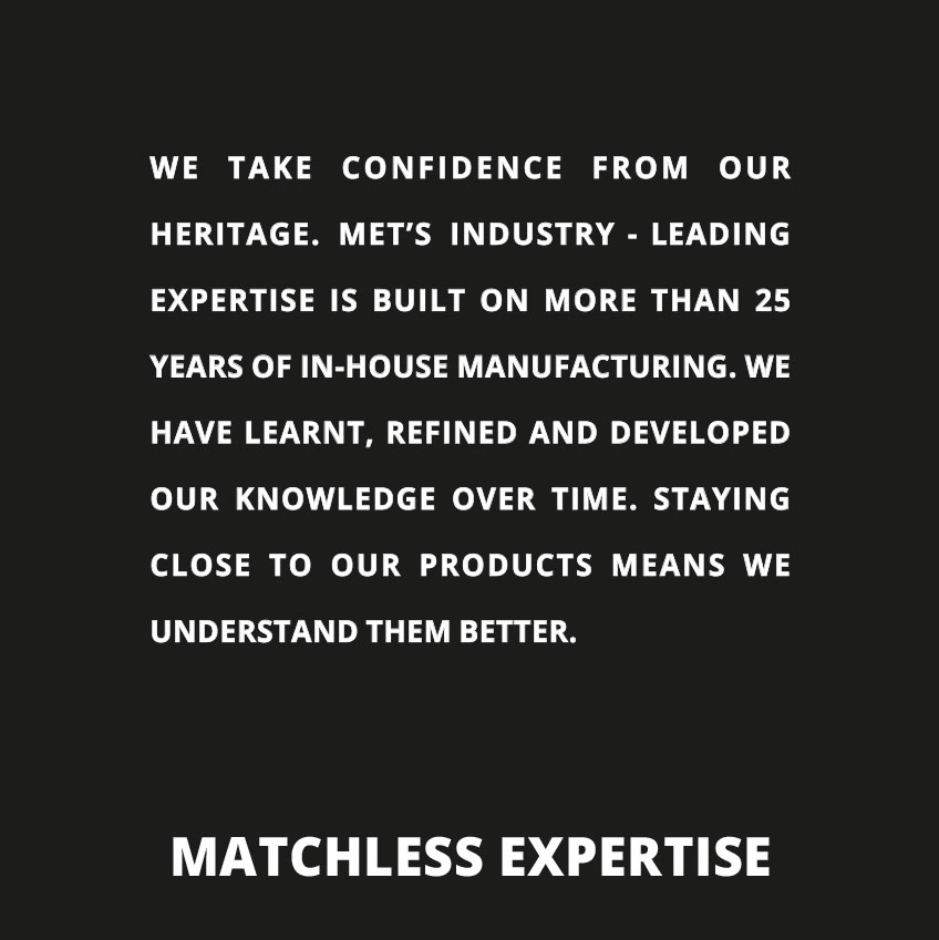 Matchless expertise