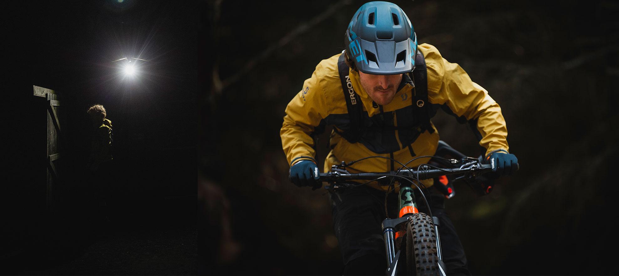 BLUEGRASS Golden Eyes Trail Helmet