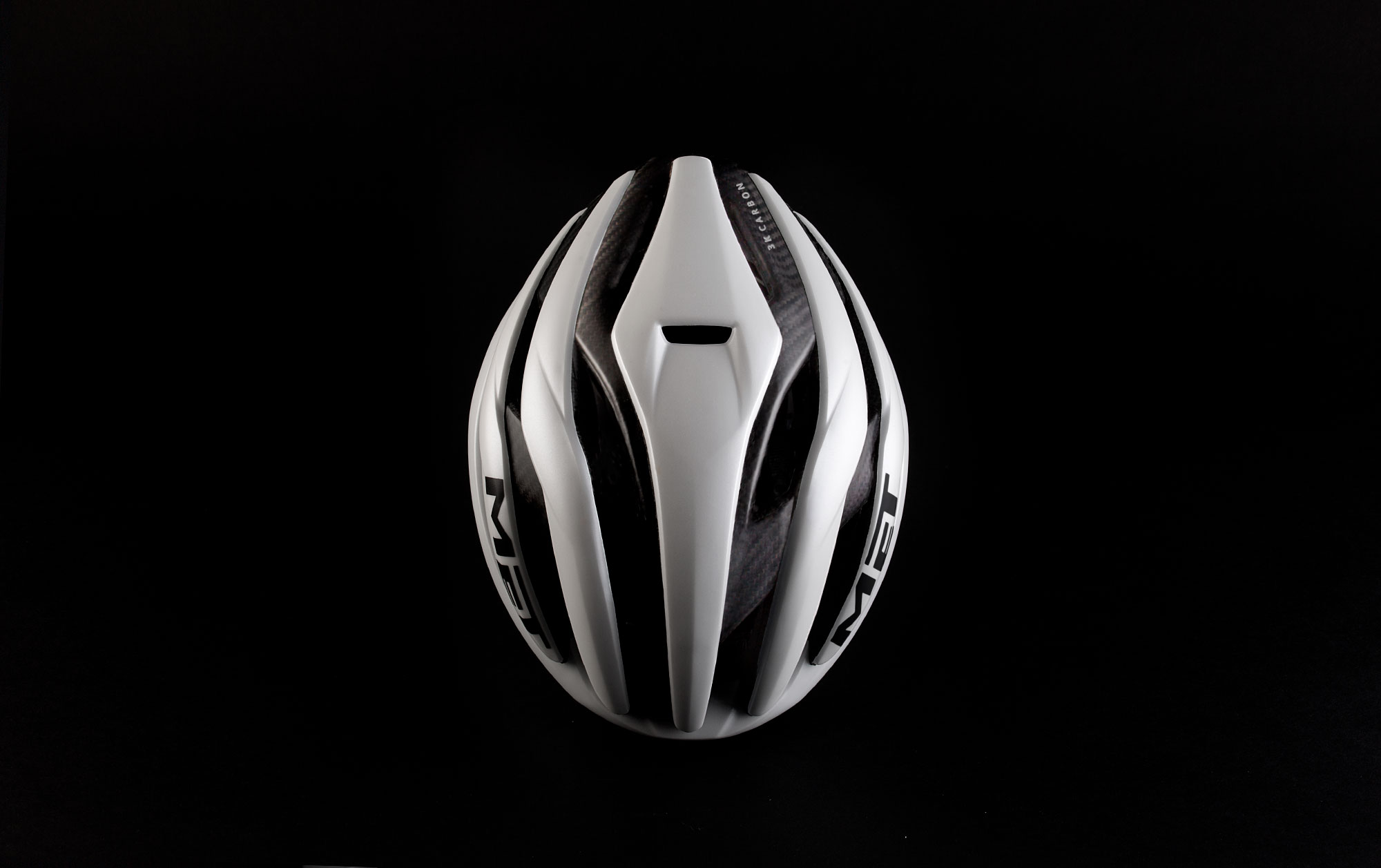 MET Trenta 3K Carbon Road, Aero, Cyclocross and Gravel Helmet 3k carbon technology