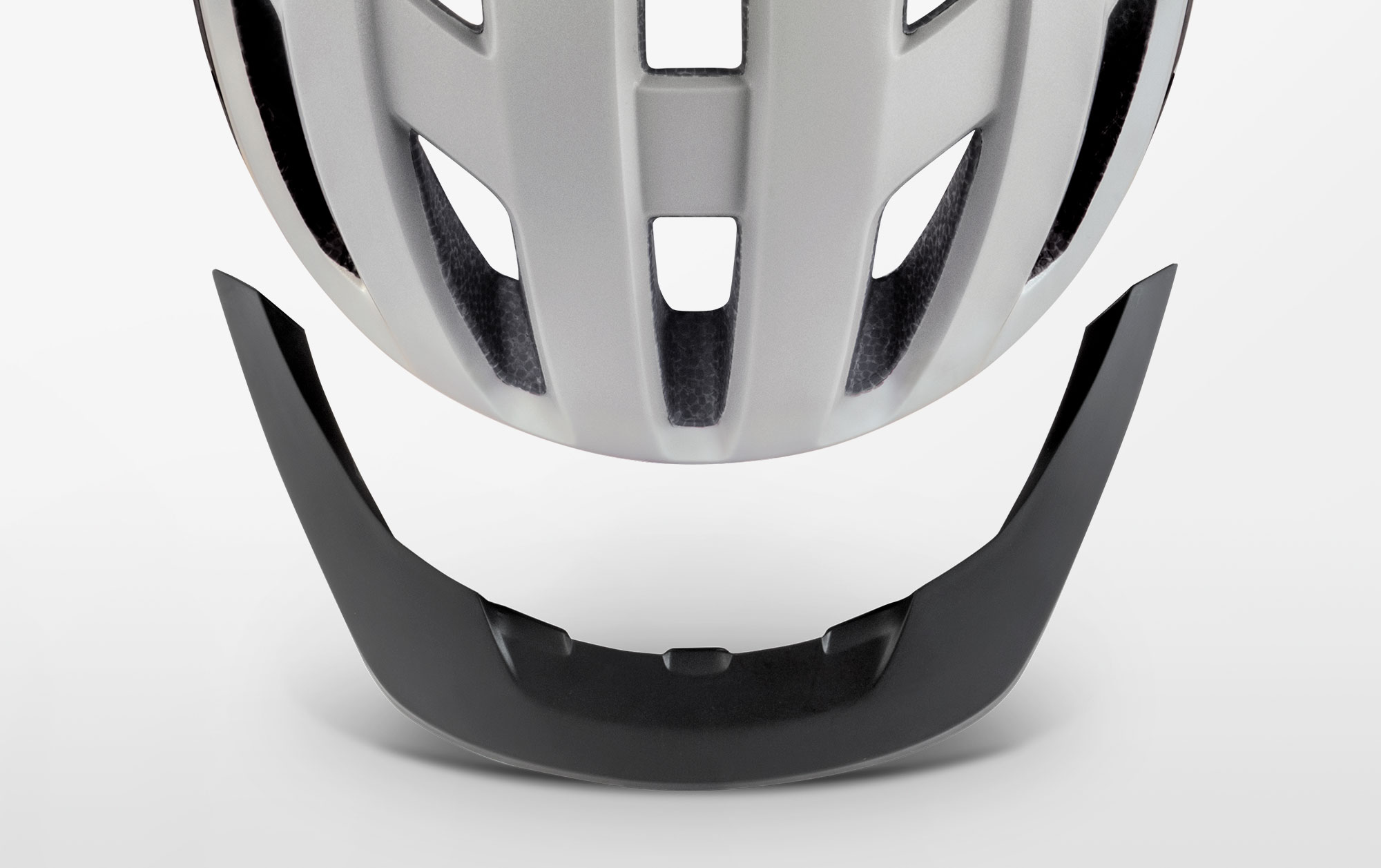 MET Allroad Gravel, Trekking, City, E-bike and Commuting Helmet Removable Visor