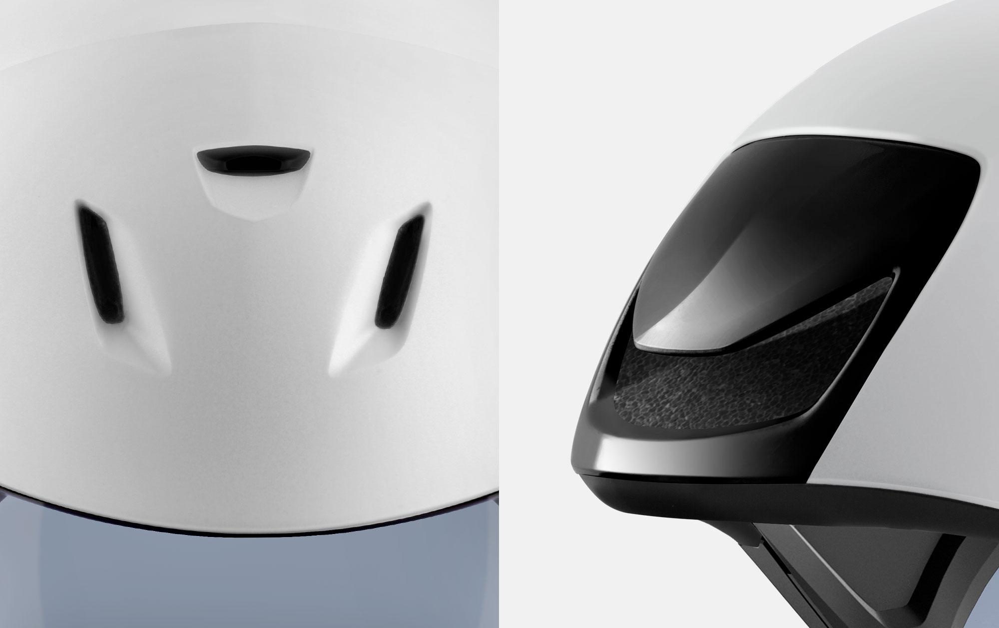 MET Codatronca Road and Aero Helmet Low Drag Inlets