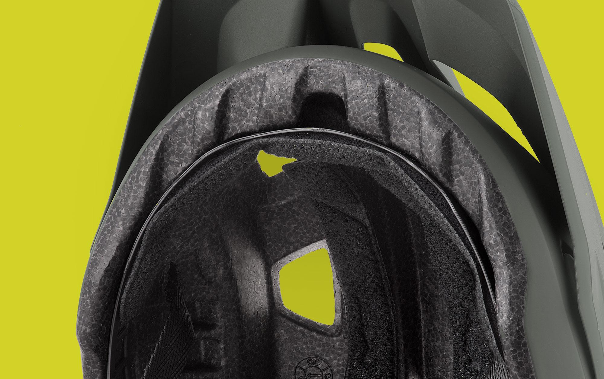 MET Echo Trail, Cross Country and E-MTB Helmet Anti-fog Inlets