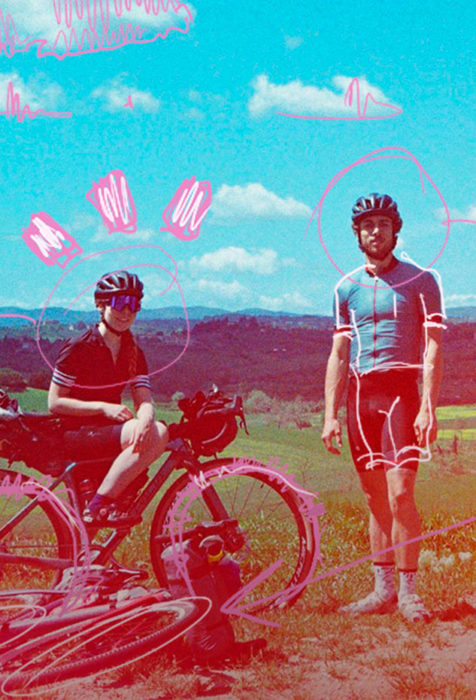 MET Helmets stories Adventure Road To Buonconvento