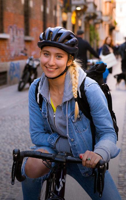 MET Helmets stories Adventures Milano