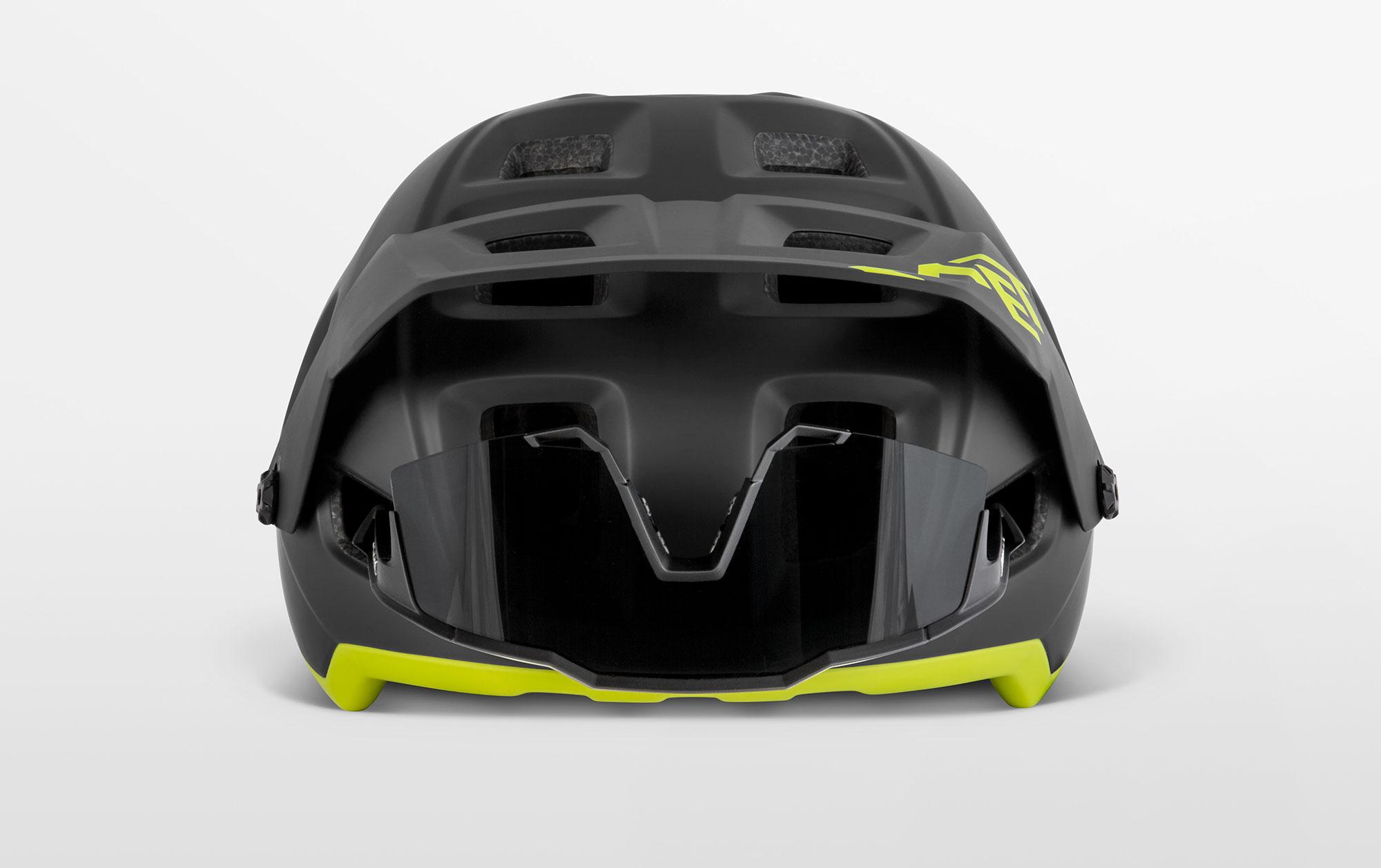 MET Terranova Mips Trail and E-MTB Helmet Adjustable Visor