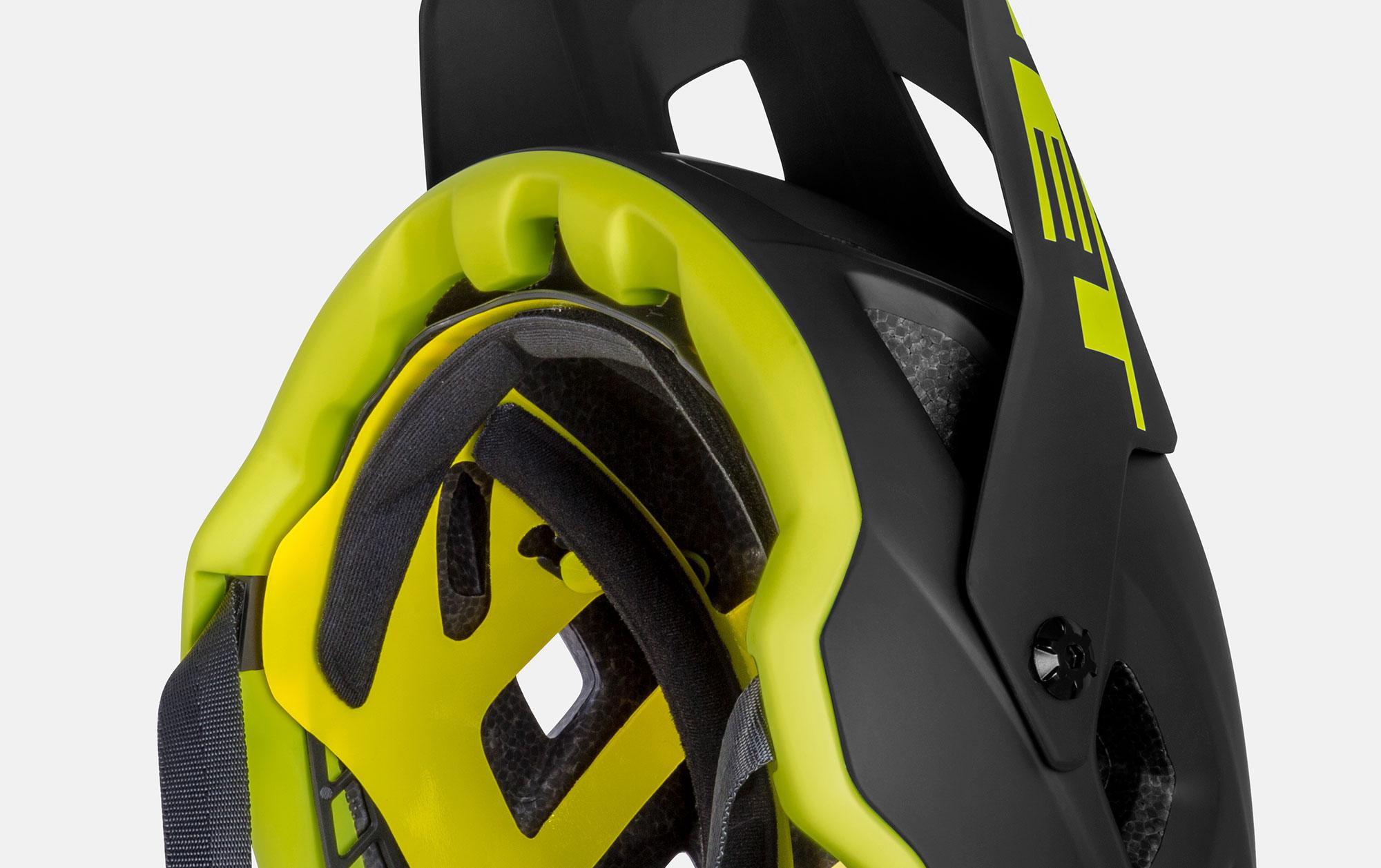 MET Terranova Mips Trail and E-MTB Helmet Brain Protection System
