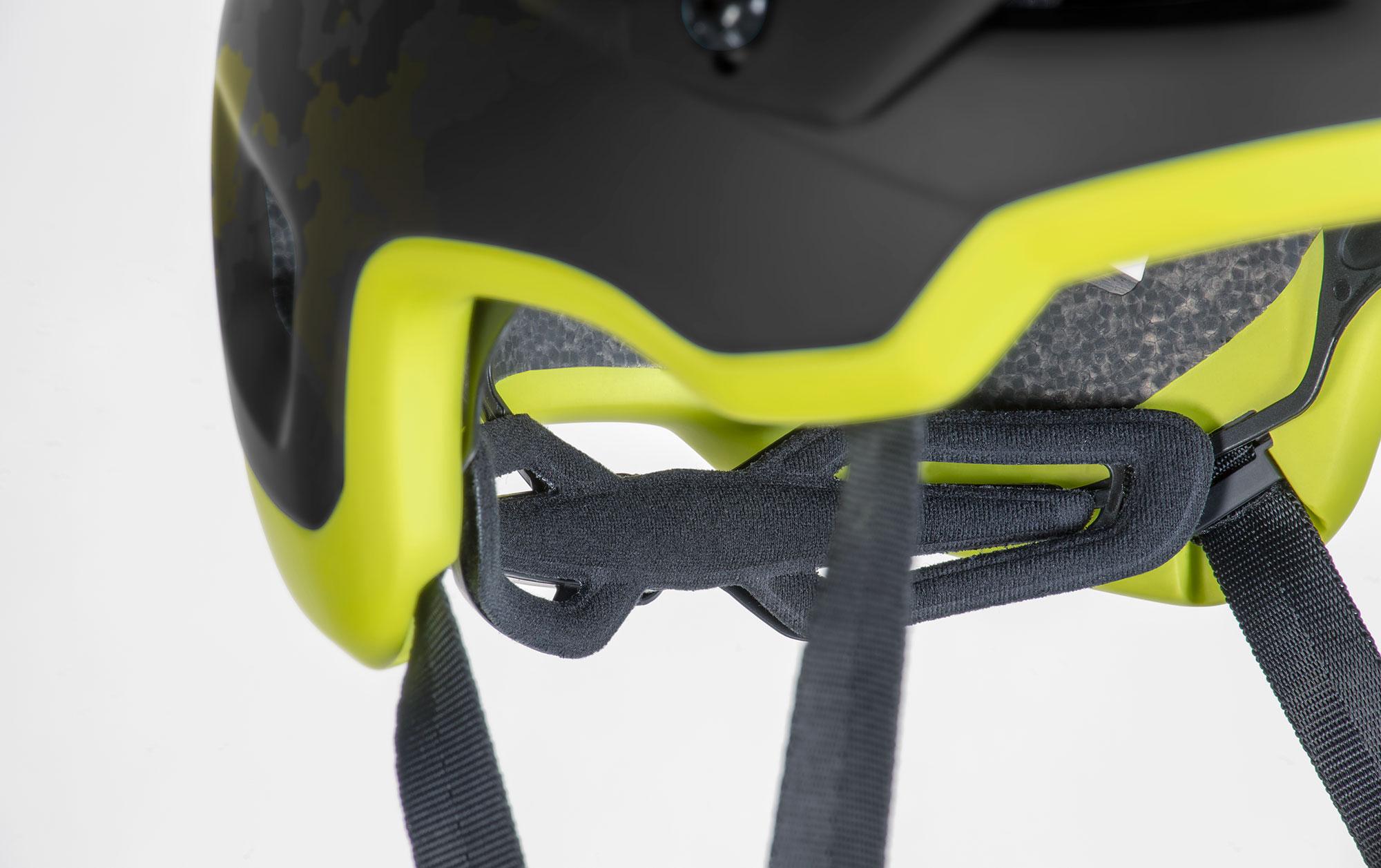 MET Terranova Mips Trail and E-MTB Helmet Retention System