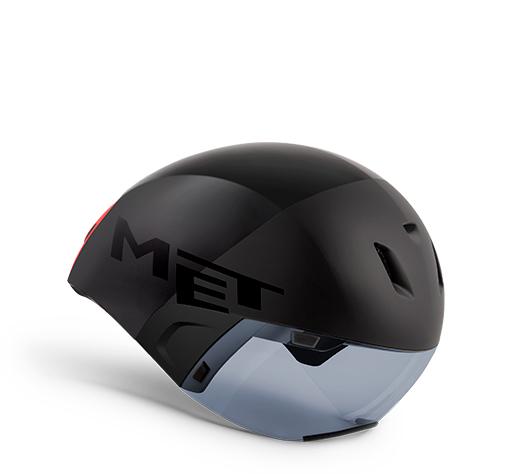 MET Codatronca Road and Aero Helmet