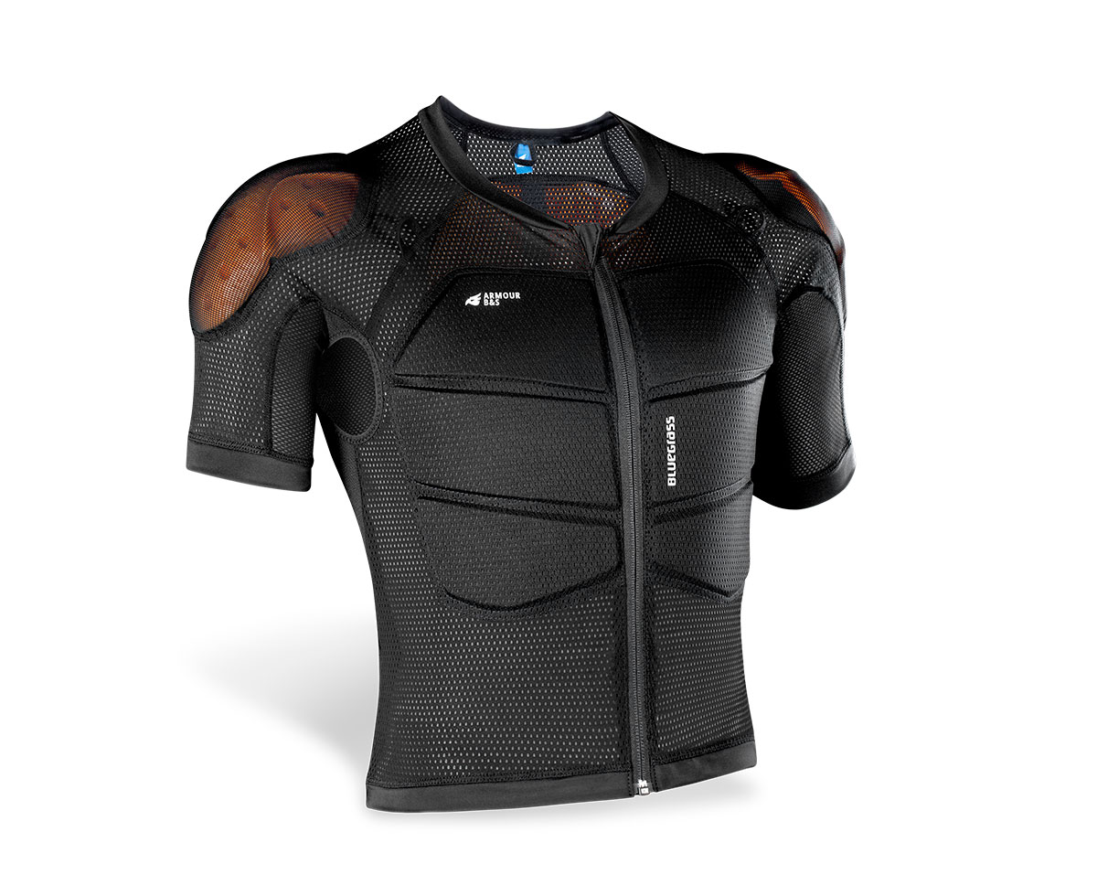 BLUEGRASS Armour B&S D3O, Body Protection made for Mountain Bike, Enduro and E-Bike