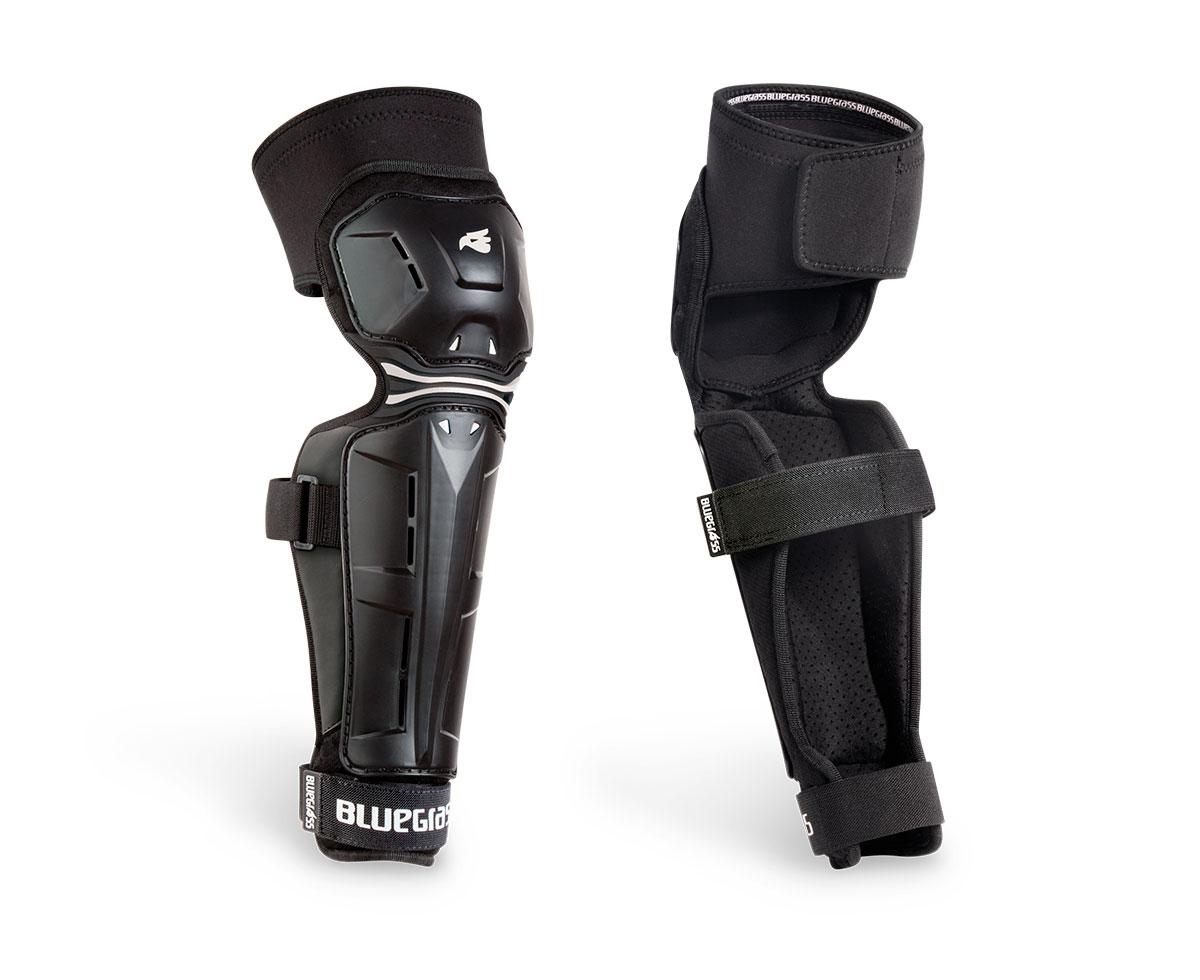 BLUEGRASS Big Horn Knee/shin Protection made for Mountain Bike, Enduro and E-Bike