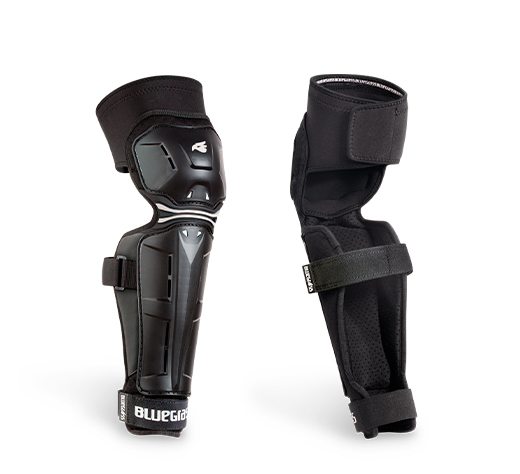 BLUEGRASS Big Horn Knee/shin Protection made for Mountain Bike, Enduro and E-Bike