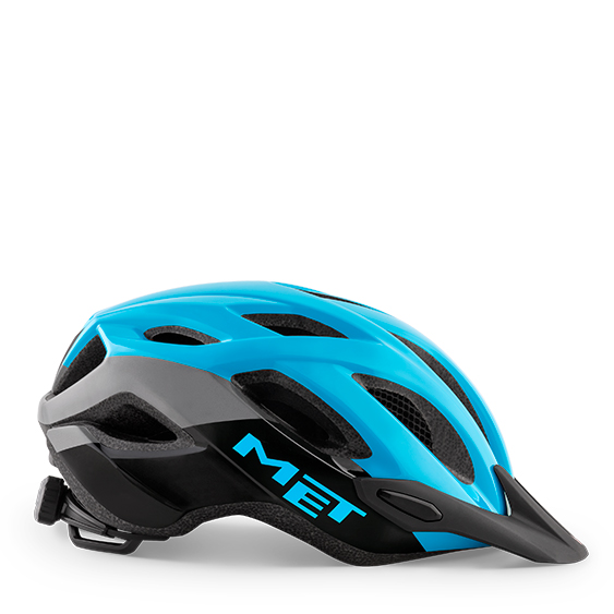 MET Crossover Trekking and City Helmet