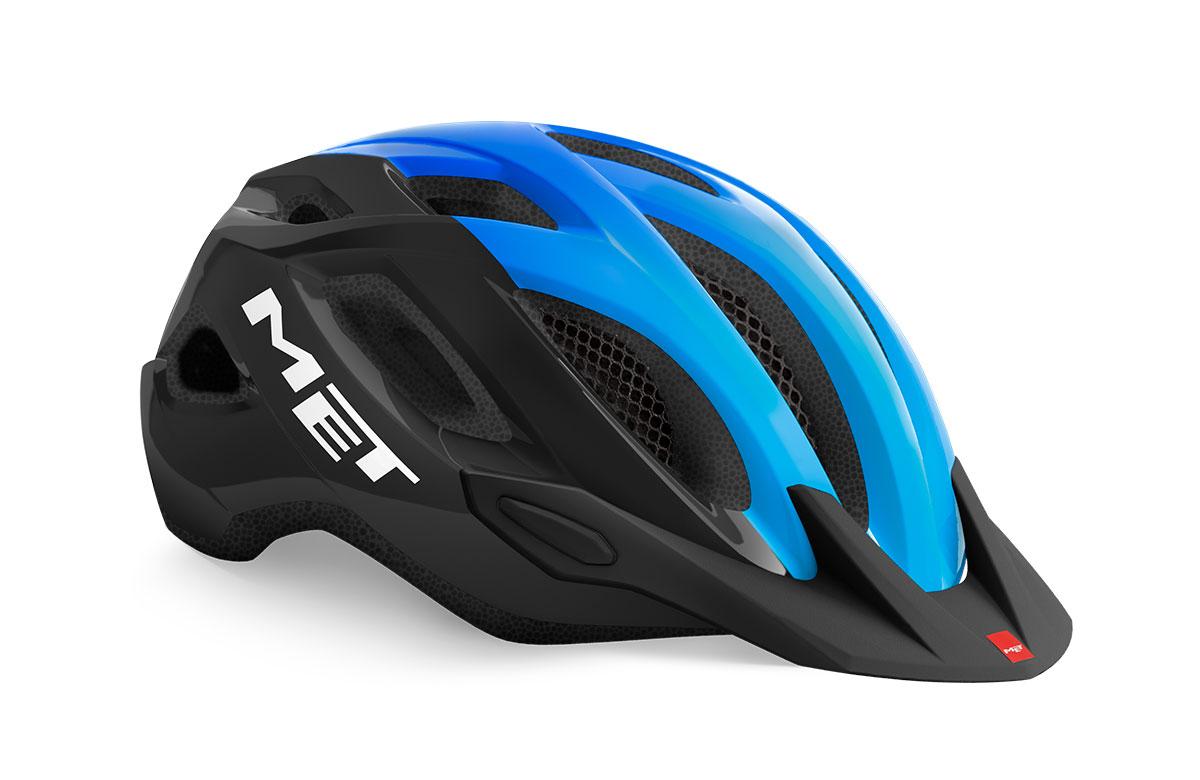 MET Crossover Trekking and City Helmet