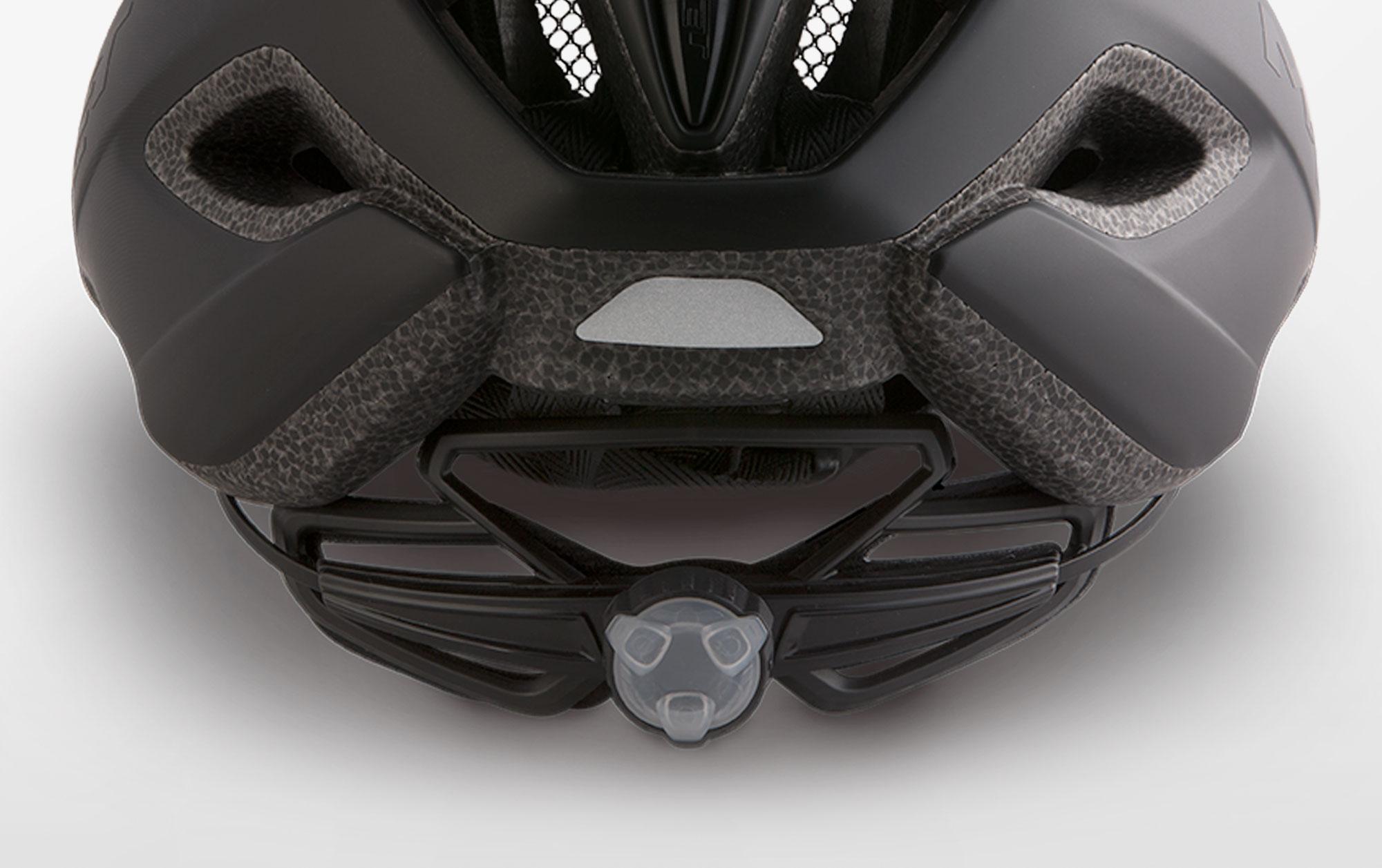 MET Crossover Trekking and City Helmet Retention System