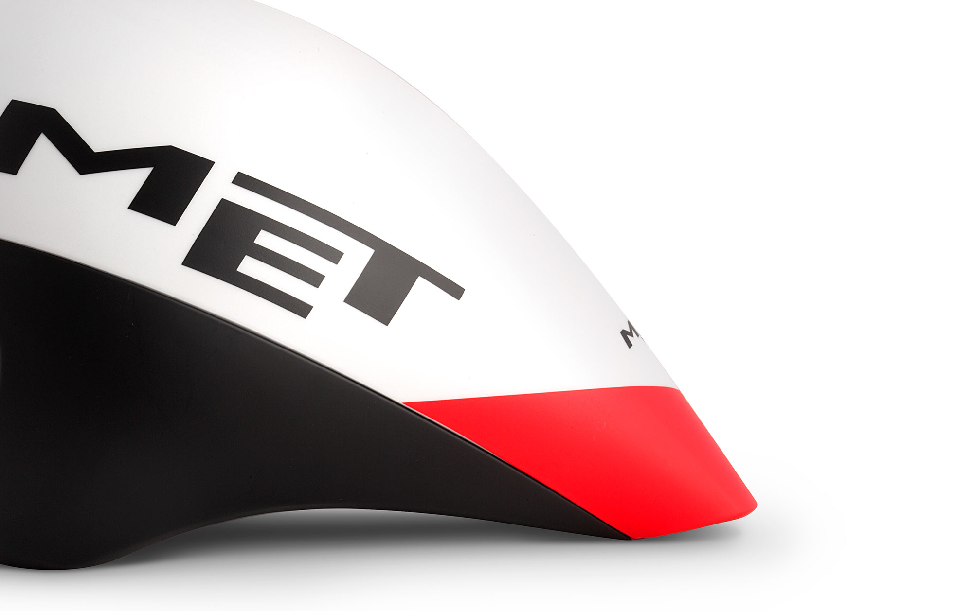 MET Drone Wide Body Road and Aero Helmet Long Tail