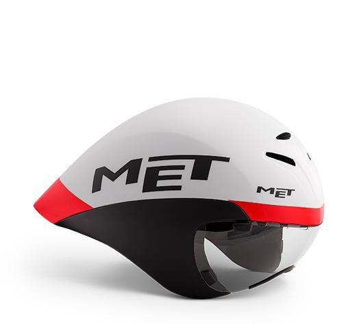 MET Drone Wide Body Road and Aero Helmet