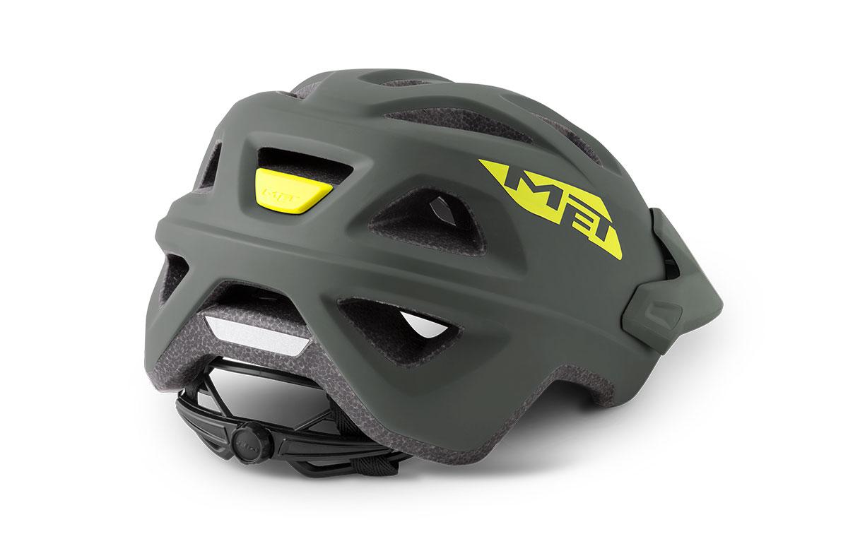 MET Echo MTB Bike Helmet Petrol Blue//Matt