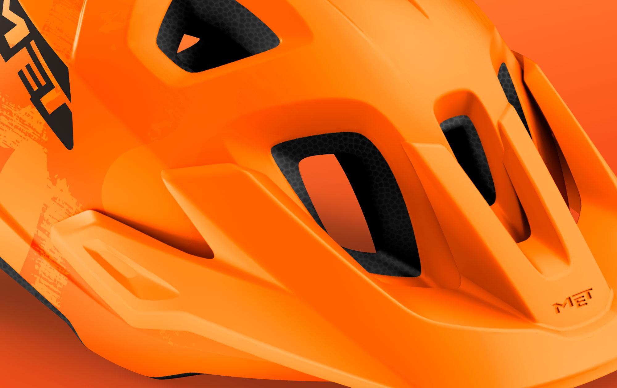 MET Eldar Kids Helmet Snap-in Visor