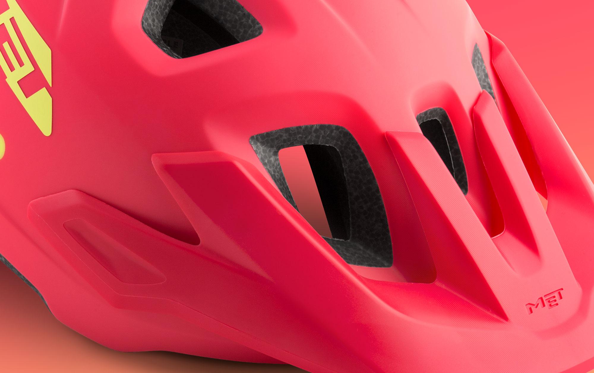 MET Eldar Mips Kids Helmet Snap-in Visor
