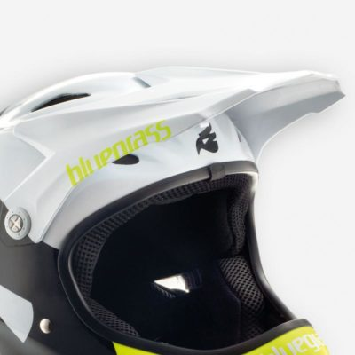 White Safety Yellow | Glossy
