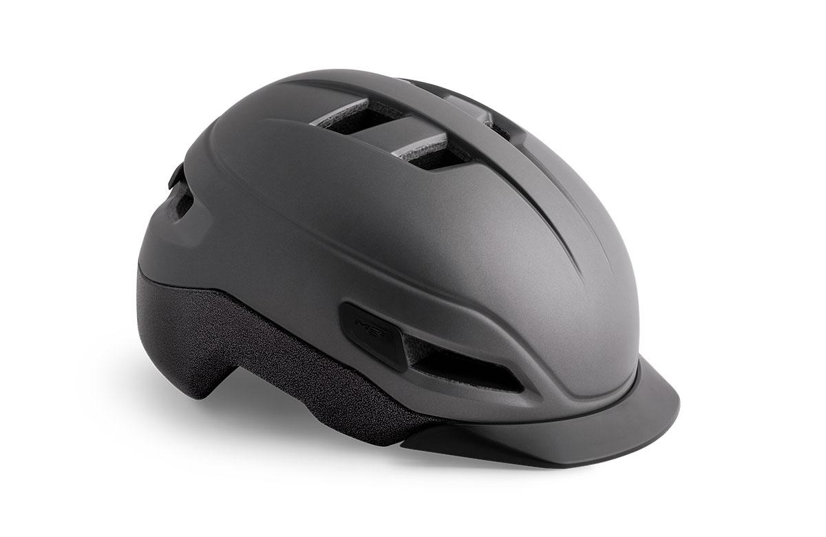 MET Grancorso Urban, E-bike and Commuting Helmet