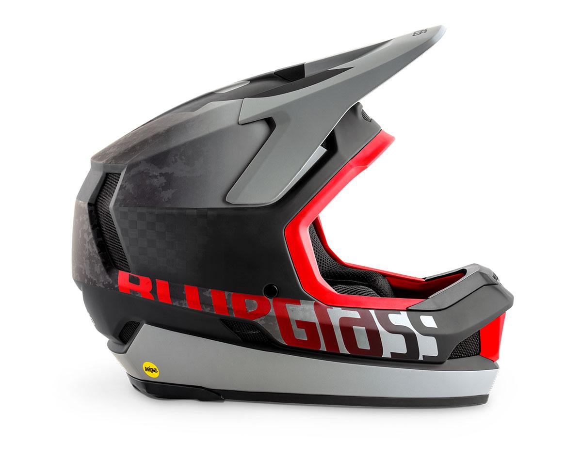 BLUEGRASS Legit Carbon Mips Downhill, BMX and Trail Helmet