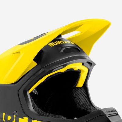 Black Yellow   Matt