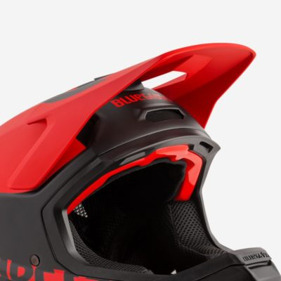 Black Red | Glossy