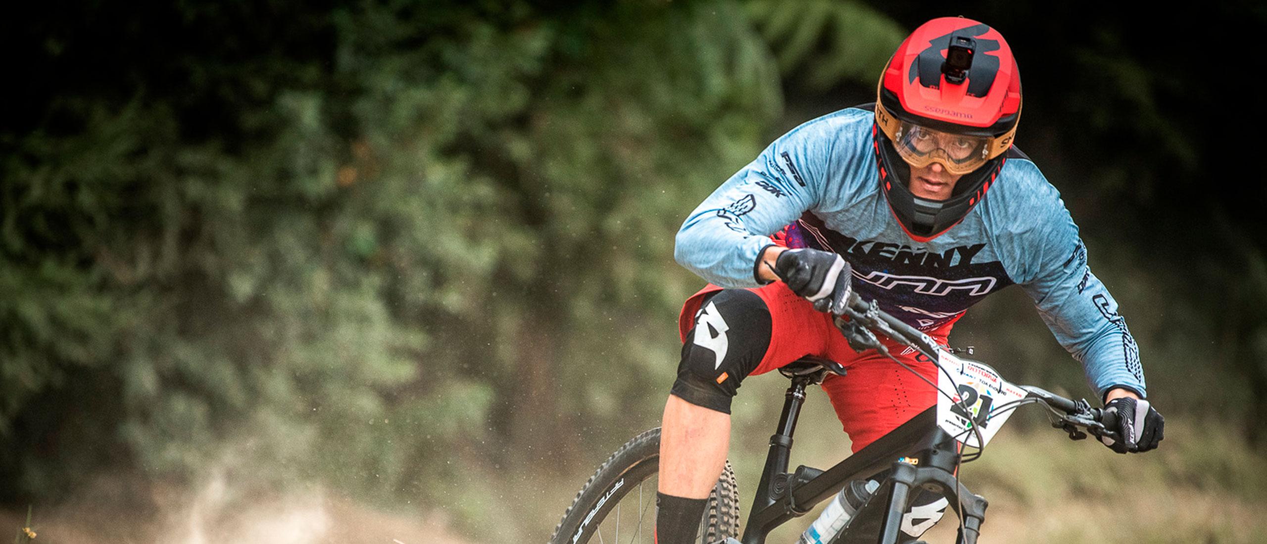 Bluegrass Skinny D3O Knee Protection made for Mountain Bike, Enduro and E-Bike