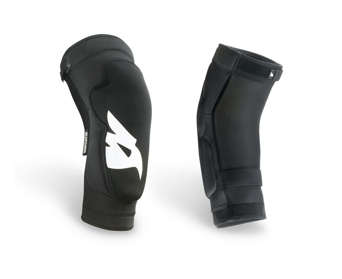 BLUEGRASS Solid Knee Protection made for Mountain Bike, Enduro and E-Bike