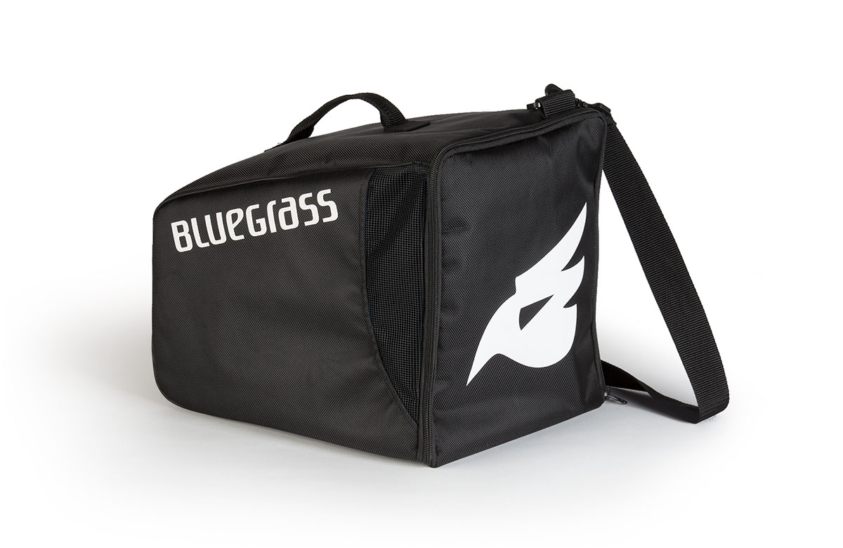 BLUEGRASS Travel Bag For Legit and Legit Carbon Helmet