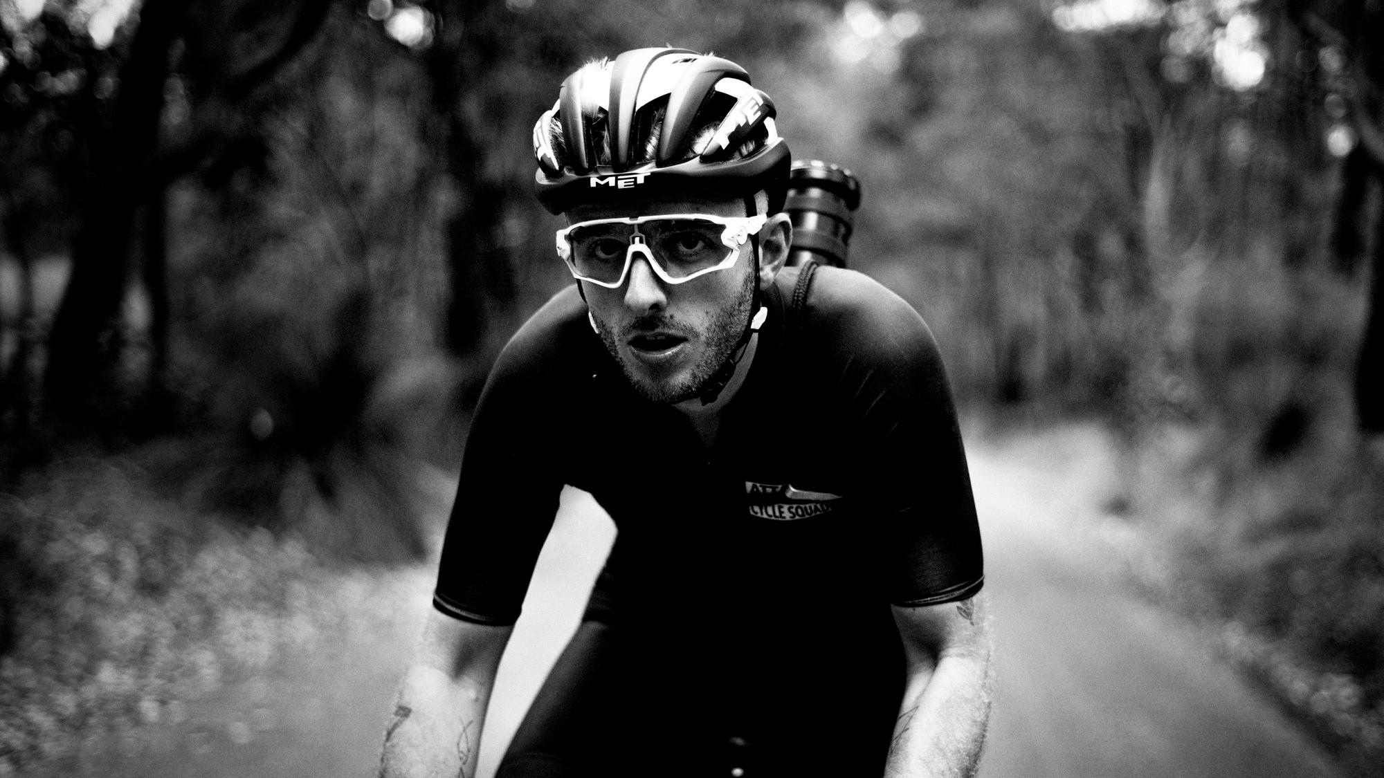 Francis Cade MET Helmets Trenta