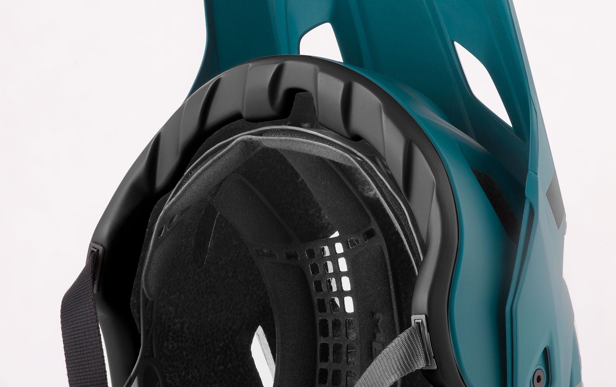 MET Roam Mips Enduro, Trail and E-MTB Helmet Comfort Padding