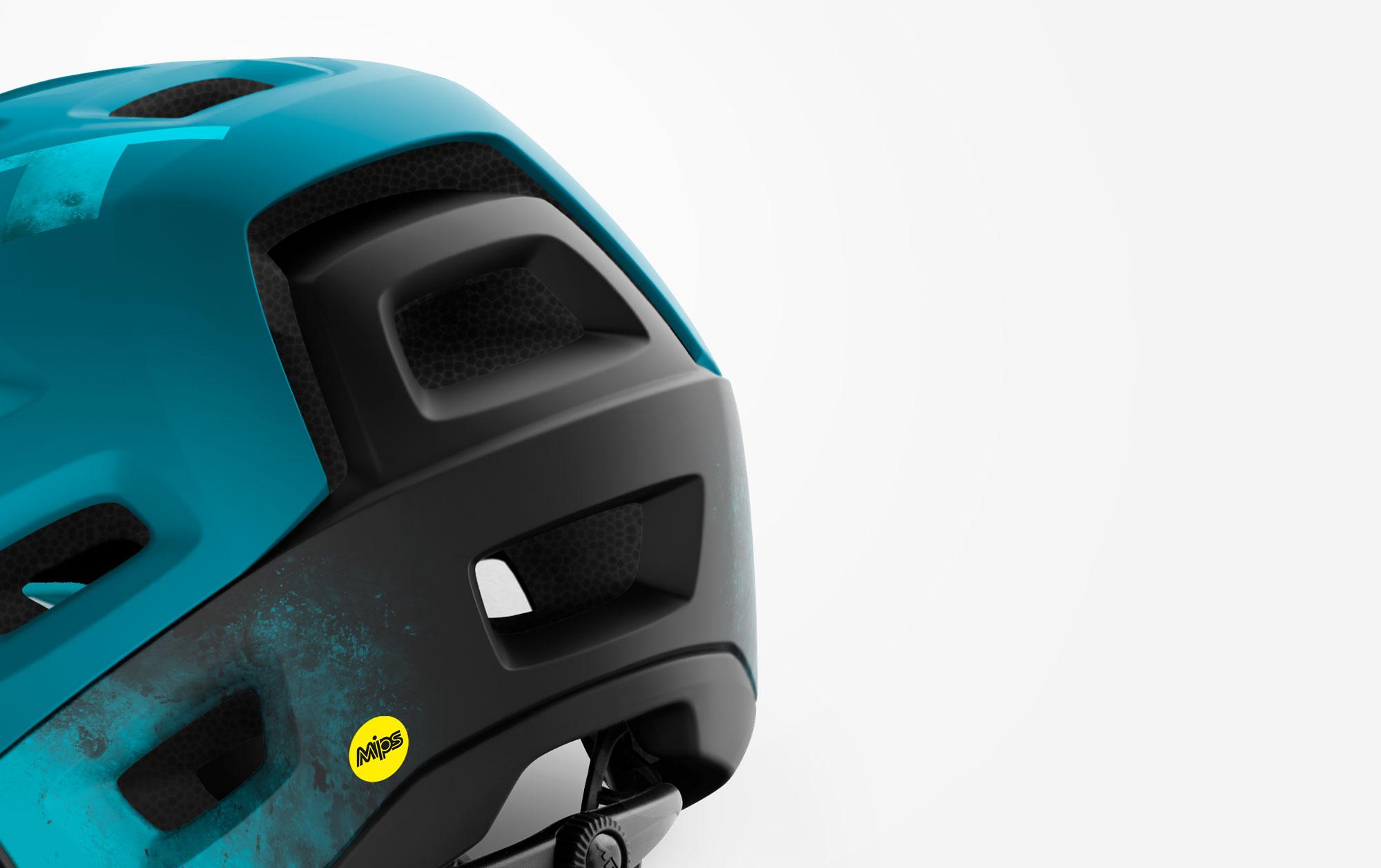 MET Roam Mips Enduro, Trail and E-MTB Helmet Head Coverage