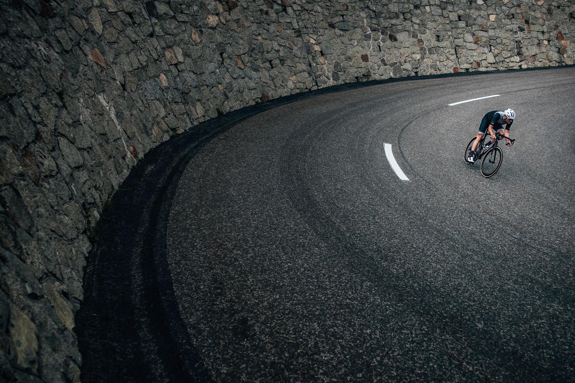 MET Rivale Mips Road And Cyclocross Cycling Helmet Steve Cummings