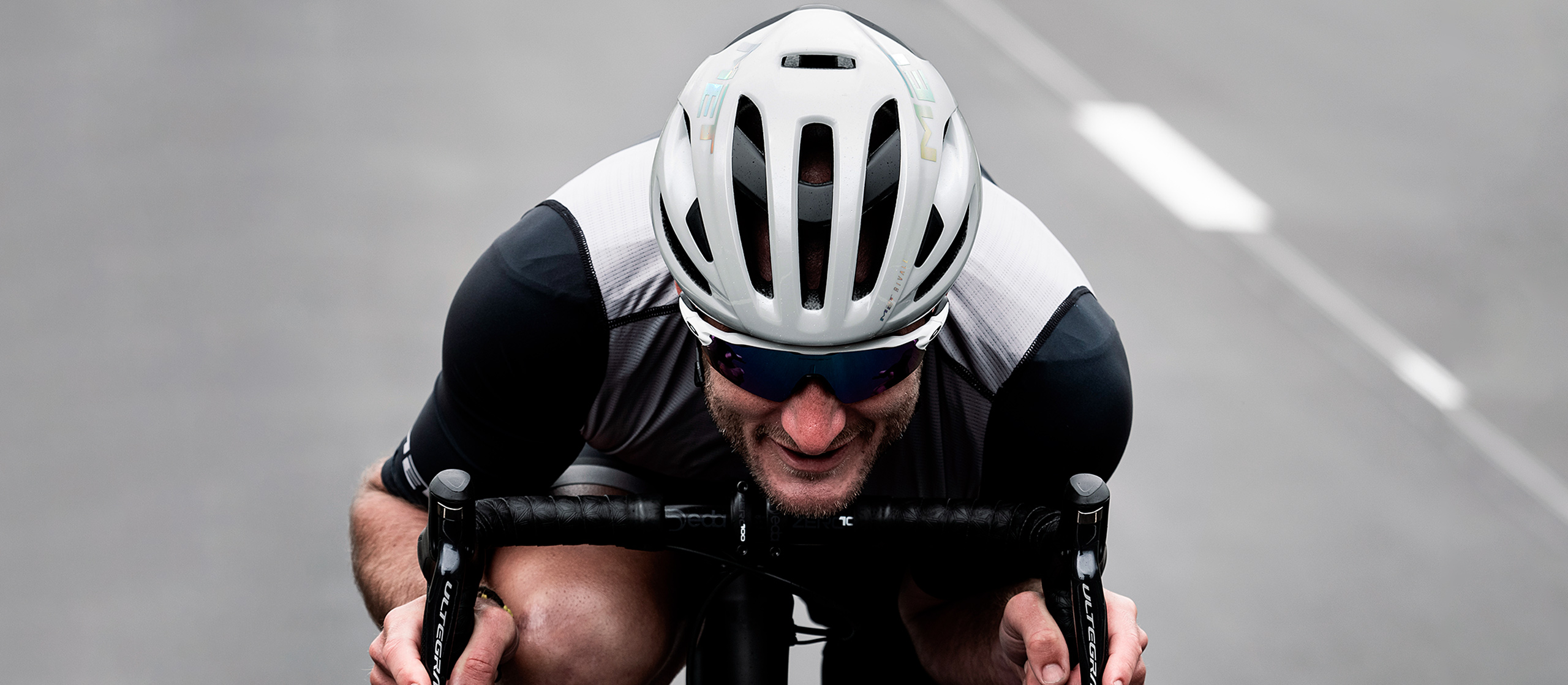The all-new MET Rivale Mips Road Cycling Helmet