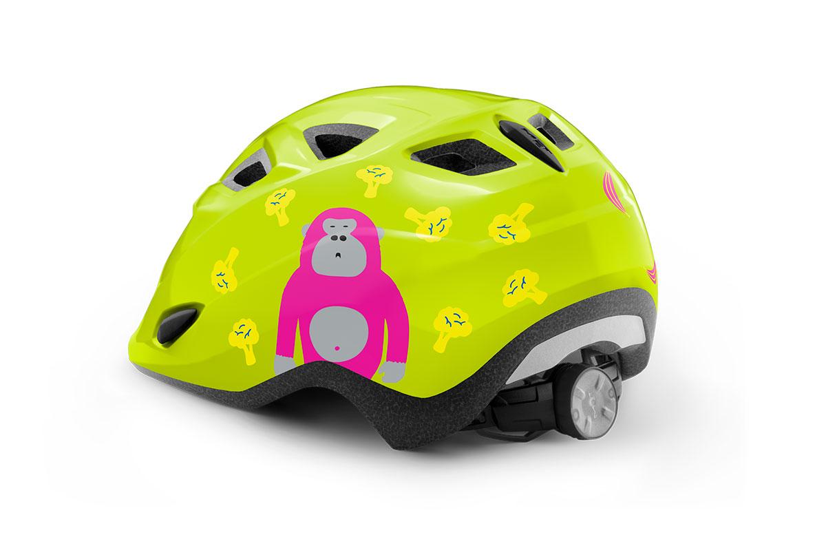 MET Elfo and Genio Kids Helmet