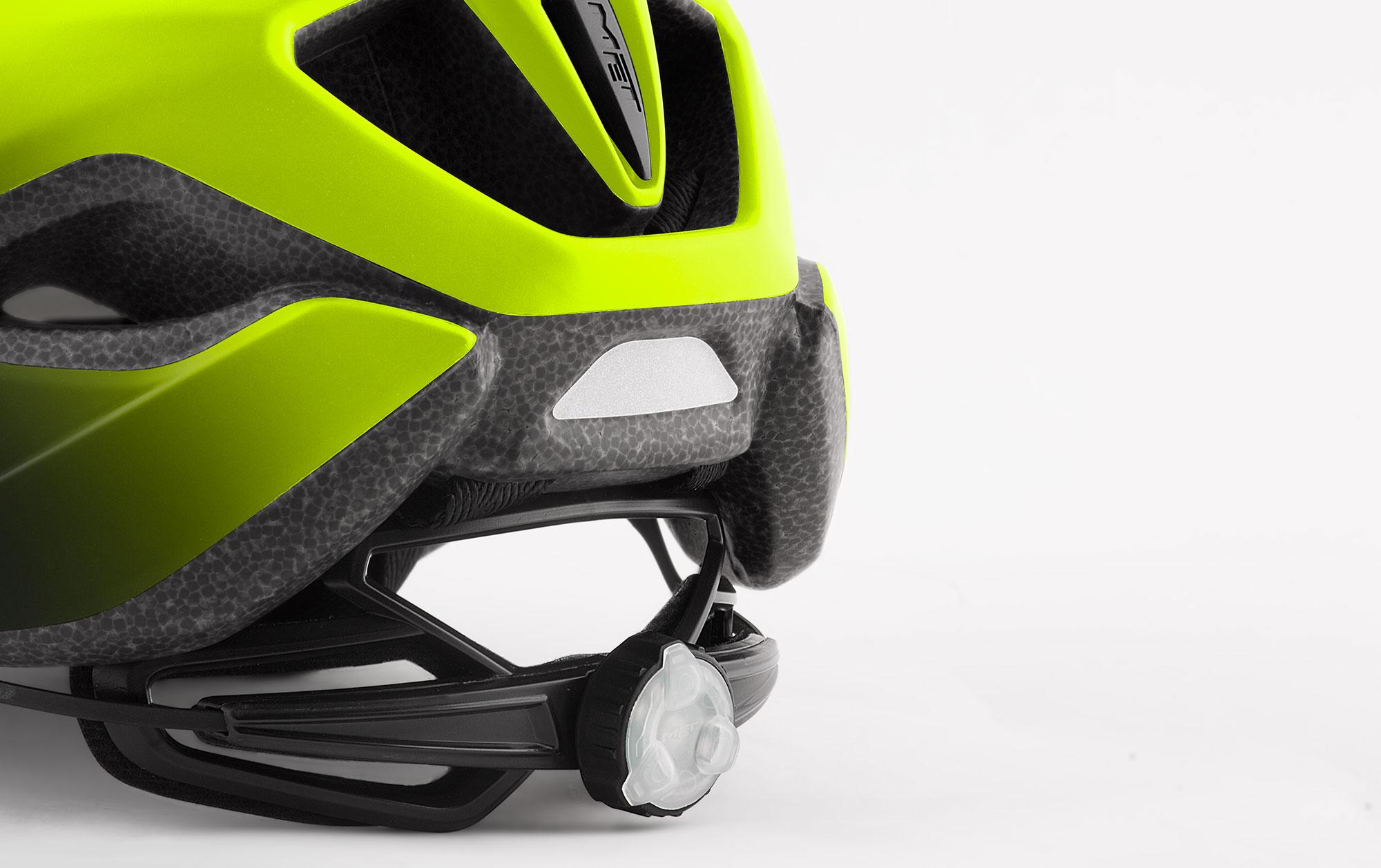 MET Idolo Road Helmet Retention System