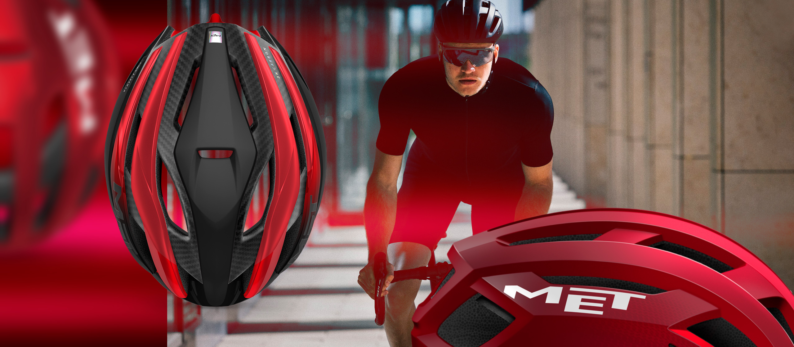 MET Helmets Specialists in road cycling helmets