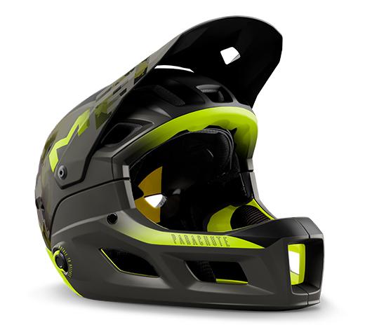 Parachute MCR Convertible Full-Face Helmet | MET Helmets