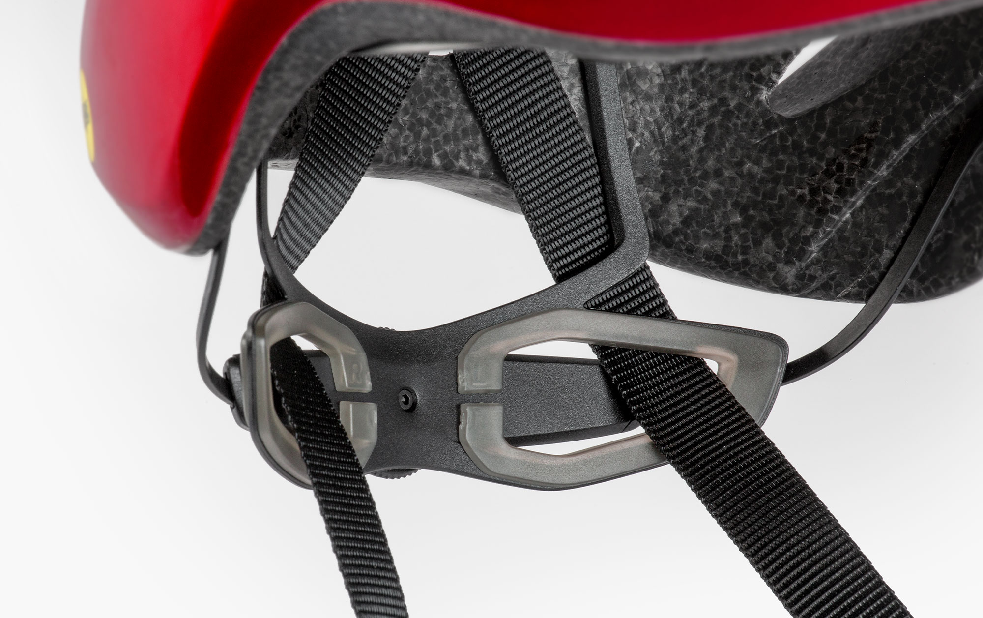 MET Rivale Mips Road And Cyclocross Cycling Helmet Retention System