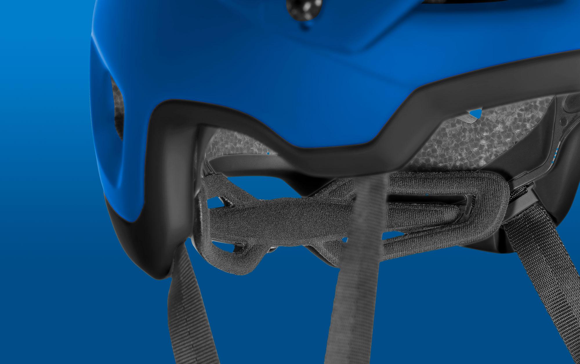 MET Terranova Trail and E-MTB Helmet Retention System
