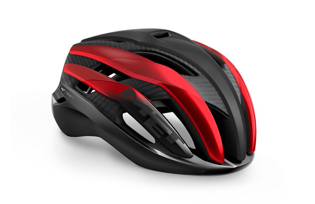MET Trenta 3K Carbon Road, Aero, Cyclocross and Gravel Helmet