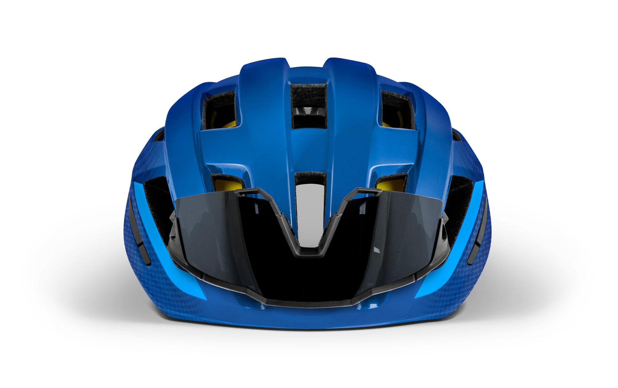 MET Vinci Mips Road Helmet Sunglasses Ports