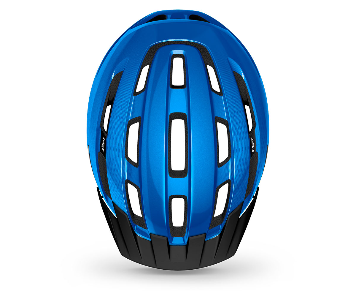 MET Downtown Trekking and City Helmet