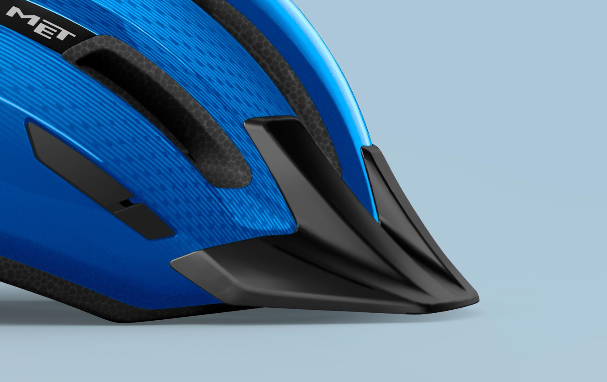 MET Downtown Trekking and City Helmet Sporty Look